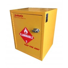 SciMat SC8021 Flammable 6 gal Safety Storage Cabinet 13923