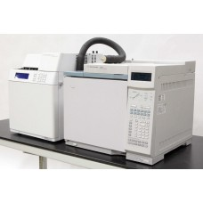 Agilent 6890N GC with G1888 Network Headspace Autosampler 14146