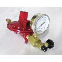 Air Products N570M  Ultra Low Inlet Pressure Cylinder Regulator 14222