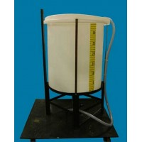 Chem Trainer 100 Gallon Tank 12634