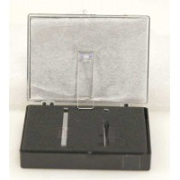 Agilent 5061-3384 Rectangular Quartz Cell 1mm 10273