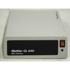 Mettler CL 240 BCD Interface 12866