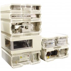 Agilent HPLC 1100 System with WPALS DAD Quat Pump