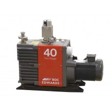 Edwards Rotary Vane Two Stage Vacuum Pump E2M40 13425