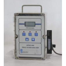 Alpha Omega Series 3000 Trace Oxygen Analyzer 13453