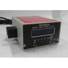 Ace Safety Temp-Timer Cut-Off Limit Controller 13537